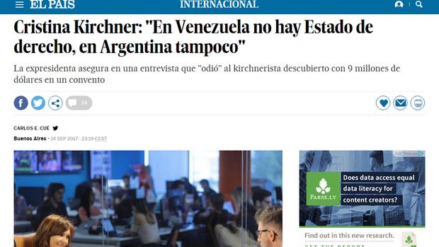 Diario El País (España)