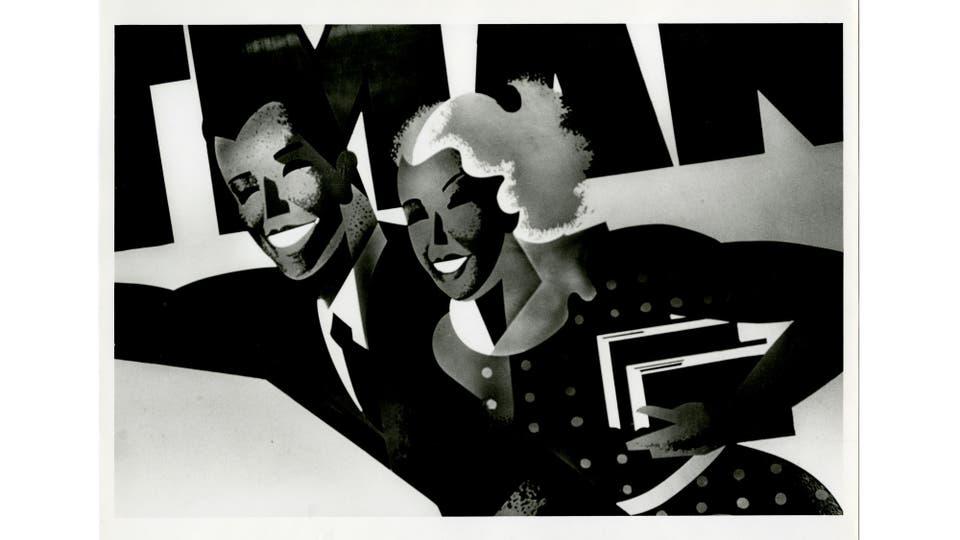 Los triunfadores, una de las obras de Facundo de Zuviría que se exhibirán en la Americas Society de Nueva York