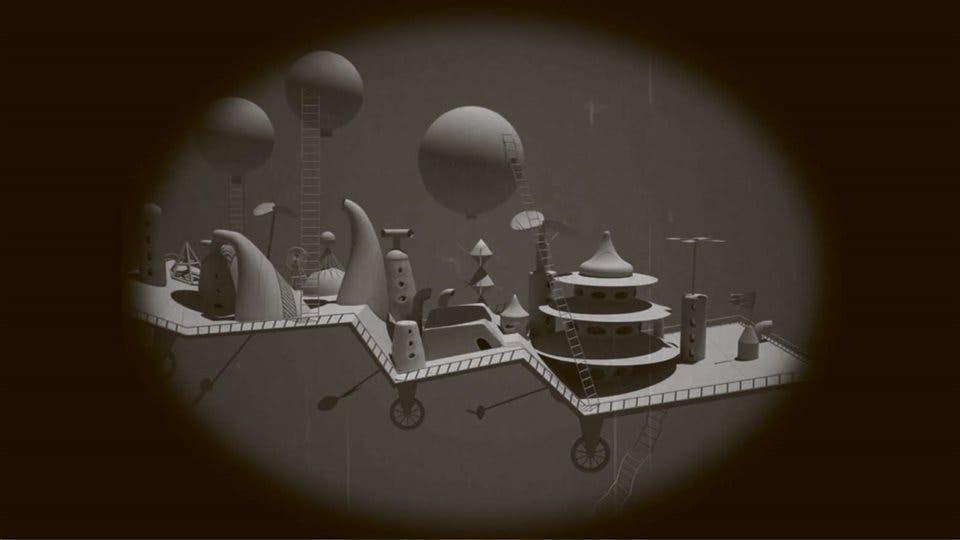Lux Lindner, still del video El regreso del astrólogo/ Máquina de captura narrativa, 2017