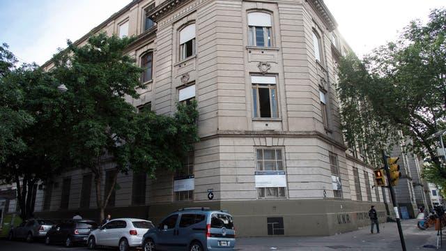 Instituto Politécnico de Rosario donde estudiaron los cinco rosarinos muertos en el atentado de Manhattan