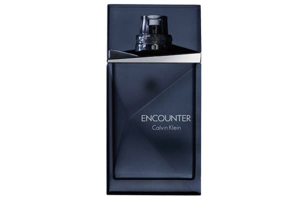 Encounter de Calvin Klein 100 ml ($560), una fragancia bien masculina, intrigante y seductora.  Foto:  Brandy Comunicación