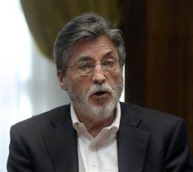 El director de la AFIP, Alberto Abad