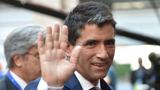 Sendic participa de reunión política tras su renuncia