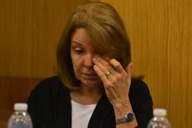 Susana Freydoz se encuentra en una clínica psiquiátrica por orden judicial