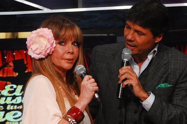 Graciela Alfano en tiempos de ShowMatch y sus peleas con Aníbal Pachano