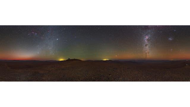 Construirán en Chile el telescopio más grande del mundo