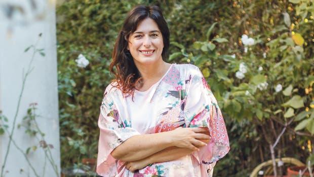 Inés Berton, una ocióloga experta en disfrutar los pequeños detalles de la vida