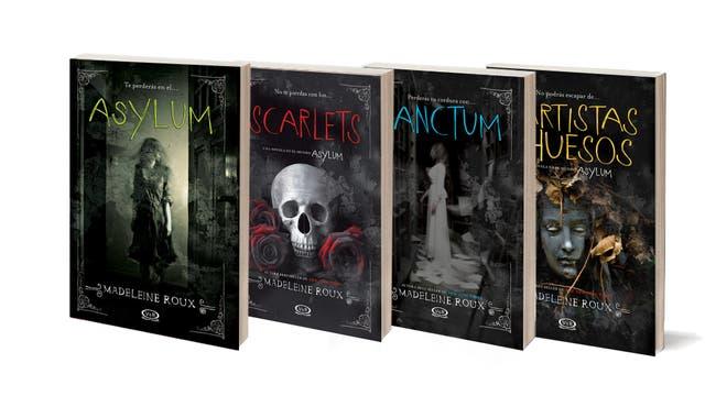 Los libros de Madeleine Roux