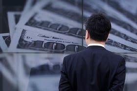 El dólar blue sigue subiendo