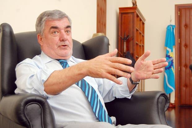 """Mario Das Neves dijo que el juez Otranto """"no es solvente"""""""