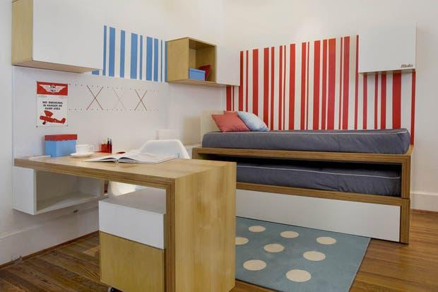 Comedores modernos minimalistas - Dormitorios infantiles mixtos ...
