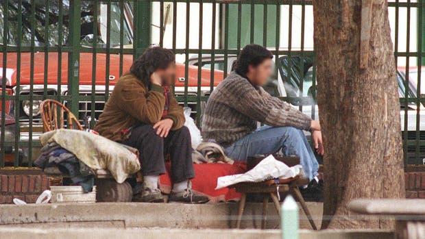 Creció la cantidad de gente en situación de calle en Buenos Aires