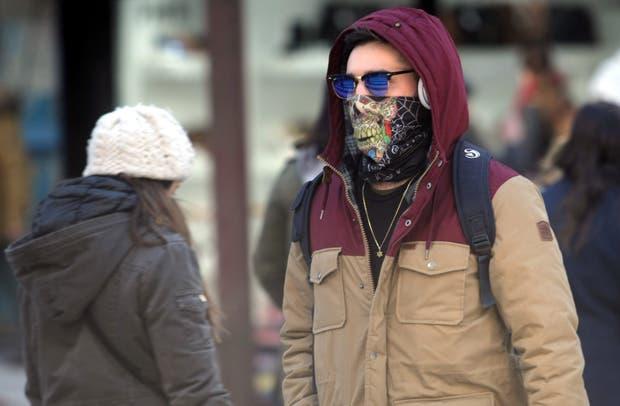 Los porteños vivieron la mañana más fría del año; a las 8.20, el termómetro marcó apenas 0,5°C