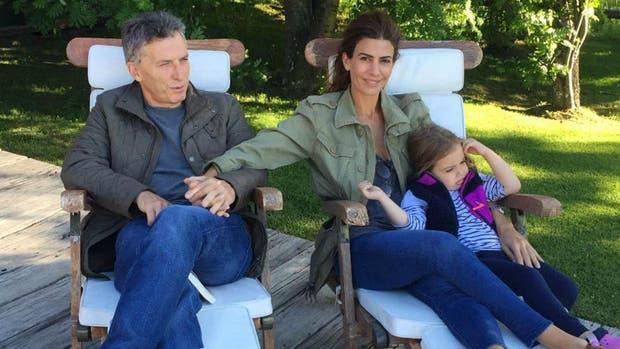 Macri se toma el fin de semana largo en Villa La Angostura