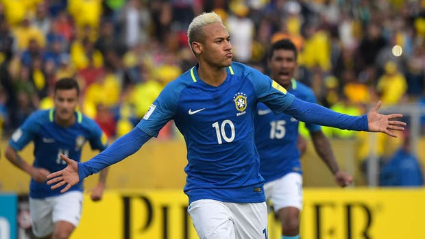 Ecuador al borde de ser eliminado tras ser goleado por Brasil