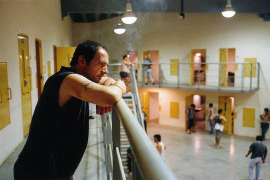 En su inolvidable papel en Un oso rojo, de Israel Adrián Caetano. Foto: Archivo