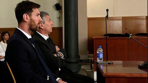 Messi podrá pagar una multa y evitar la condena de cárcel