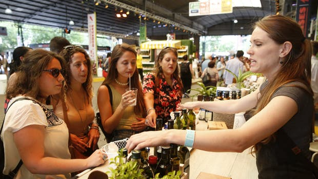 El Mercado, un espacio para conocer los productos autóctonos de las provincias