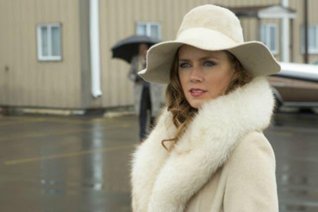Amy Adams, el personaje más oscuro de Escándalo americano; ¿podrá ganarle a Meryl?
