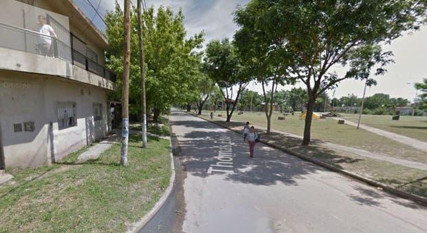 El asesinato se produjo en el barrio Monterrey, en Pilar