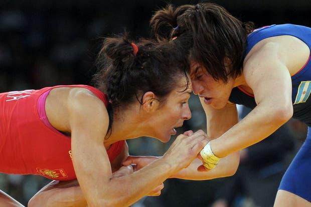 Patricia Bermúdez no pudo superar su debut olímpico