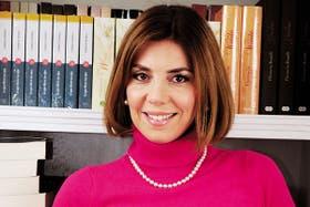 Suceso. La cordobesa, de 38 años, es un éxito local. Sus libros, además, se publican en países de América Latina y Europa