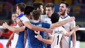 Argentina se consagró campeón del mundo