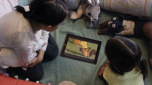 Los hábitos de los niños obligaron a Netflix a cambiar su fórmula de personalización