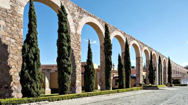 Quinta Real Zacatecas, en México