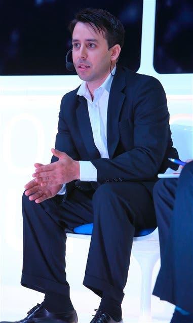 Carlos Miceli, un emprendedor argentino que obtuvo el estatuto de e-ciudadano estonio