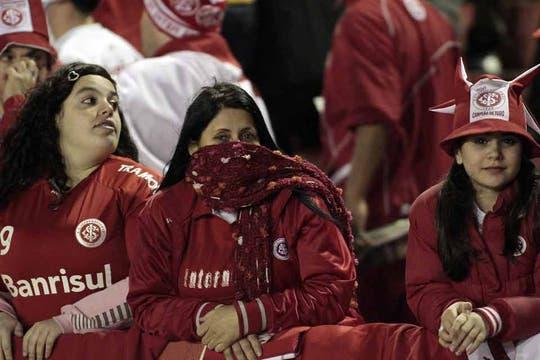 Independiente e Inter protagonizaron la final de la Recopa Sudamericana 2011. Foto: Reuters