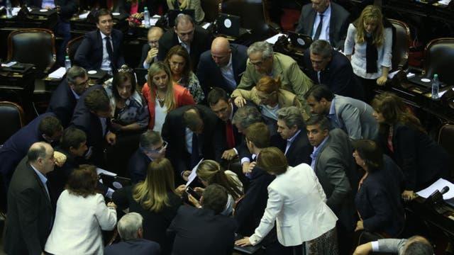 Reforma previsional: se reanudó la sesión en la cámara de Diputados