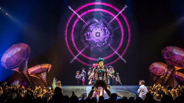 El Cirque du Soleil finalmente estrenó Séptimo Día