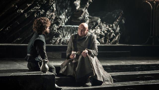 Parece que Lord Varys y Tyrion tienen algún nuevo plan