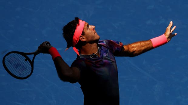 Mayer continúa su partido ante ante Gasquet — US Open