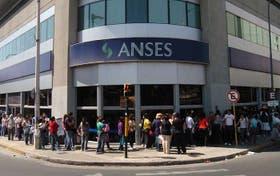 Una oficina de la Anses