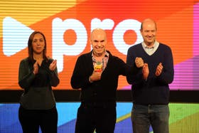 Horacio Rodríguez Larreta agradeció a los porteños por la participación en la elección