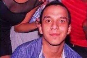 Lucas Fernando Díaz está desaparecido desde el viernes último