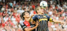 Newell's-Rosario Central: empataron 0 a 0 en un clásico caliente que tuvo poco juego