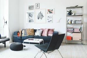 Solución 366: cómo darle calidez a un living minimalista