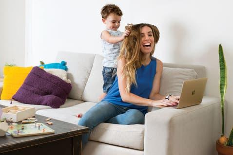 Cómo equilibrar maternidad y liderazgo laboral