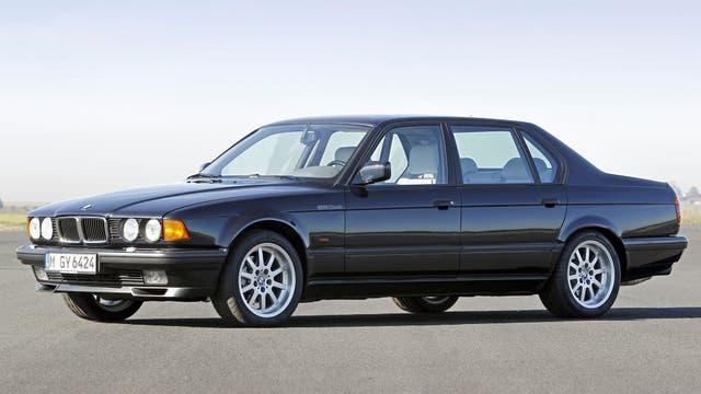 BMW Serie 7 Generación II