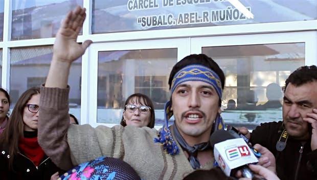 Facundo Jones Huala se fugó de un arresto domiciliario en Chile