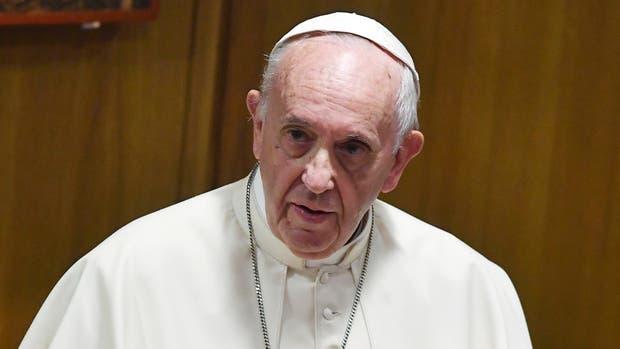 """""""La pena de muerte es inadmisible"""", dijo el Papa Francisco"""
