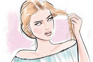 ¿Ya sabes qué tipo de pelo tenés?