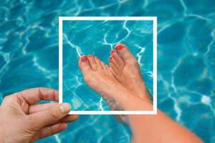 Qué dicen tus pies sobre vos