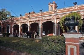 El Museo Histórico Nacional, en el corazón de San Telmo, escenario de un robo histórico