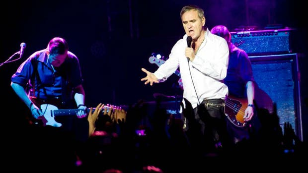 Morrissey excusa a Kevin Spacey y Harvey Weinstein