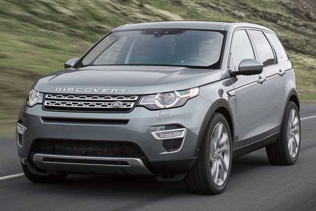 El Land Rover Discovery Sport S