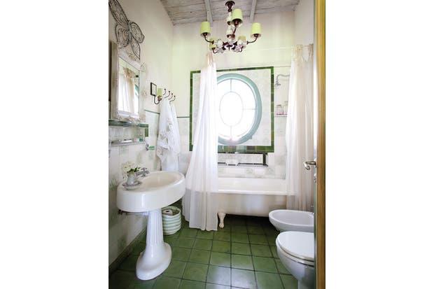 Baños Antiguos Fotos:Ideas para decorar un baño antiguo – Living – ESPACIO LIVING